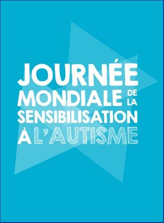 journée mondiale de la sensibilisation à l'autisme